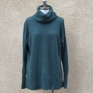 Tahari Pure Luxe Cashmere Slouchy Sweater M